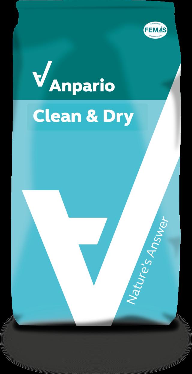 Clean n' Dry 美特爽