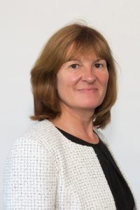 Karen Prior, Group Finance Director